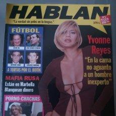 Coleccionismo de Revistas y Periódicos: REVISTA HABLAN 1. Lote 252823835