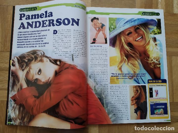 Coleccionismo de Revistas y Periódicos: REVISTA MICRO DINGO 23. PAMELA ANDERSON. SABRINA SALERNO. CARMEN ELECTRA LA MOMIA. - Foto 2 - 252914460