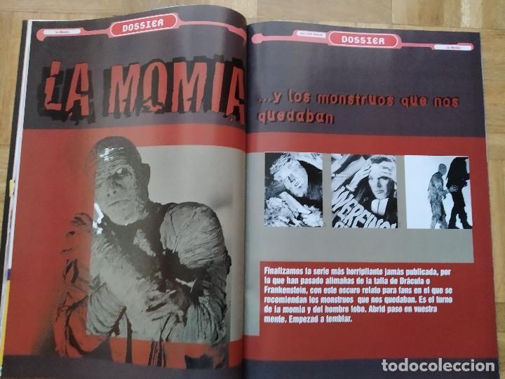 Coleccionismo de Revistas y Periódicos: REVISTA MICRO DINGO 23. PAMELA ANDERSON. SABRINA SALERNO. CARMEN ELECTRA LA MOMIA. - Foto 7 - 252914460