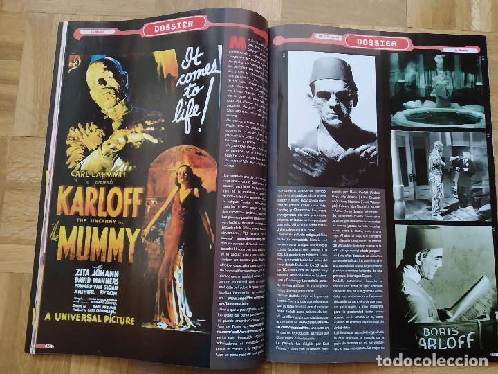 Coleccionismo de Revistas y Periódicos: REVISTA MICRO DINGO 23. PAMELA ANDERSON. SABRINA SALERNO. CARMEN ELECTRA LA MOMIA. - Foto 8 - 252914460