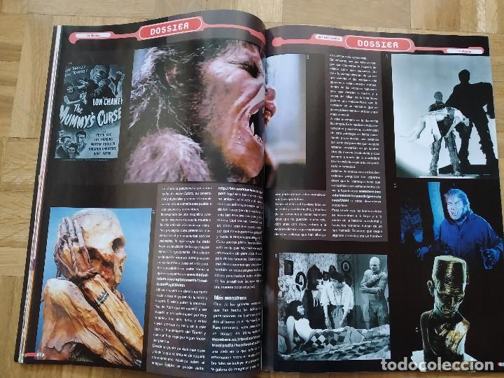 Coleccionismo de Revistas y Periódicos: REVISTA MICRO DINGO 23. PAMELA ANDERSON. SABRINA SALERNO. CARMEN ELECTRA LA MOMIA. - Foto 9 - 252914460