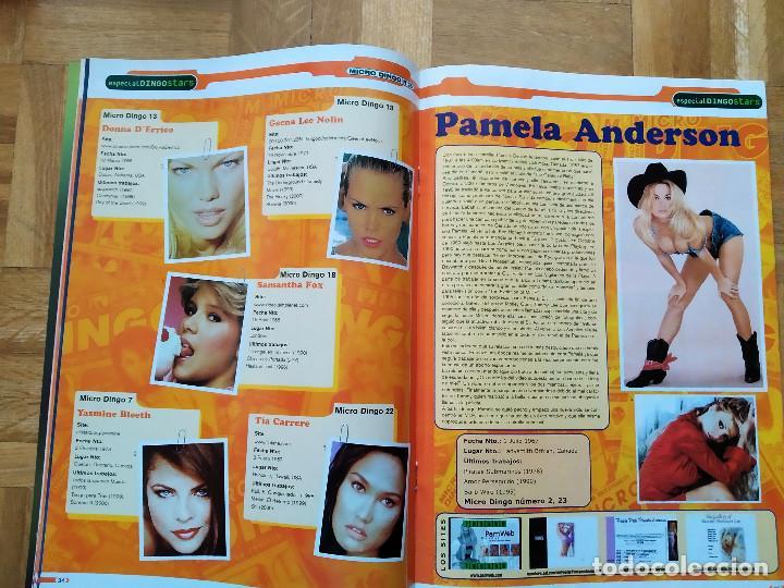 Coleccionismo de Revistas y Periódicos: REVISTA MICRO DINGO 25. CAMERON DIAZ. JENNIFER LOPEZ. SAMANTHA FOX. PAMELA ANDERSON. ANGELINA JOLIE. - Foto 8 - 252914790