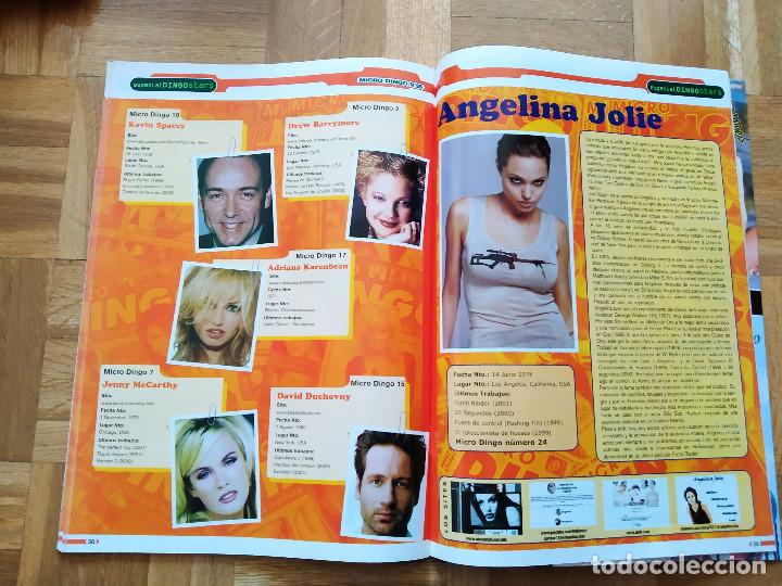 Coleccionismo de Revistas y Periódicos: REVISTA MICRO DINGO 25. CAMERON DIAZ. JENNIFER LOPEZ. SAMANTHA FOX. PAMELA ANDERSON. ANGELINA JOLIE. - Foto 9 - 252914790