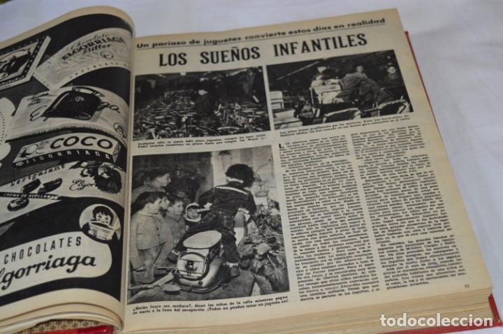 Coleccionismo de Revistas y Periódicos: La ATUALIDAD Española / Enero a Abril 1956 / Original, antigua / Mucha publicidad de la época ¡Mira! - Foto 4 - 253111600