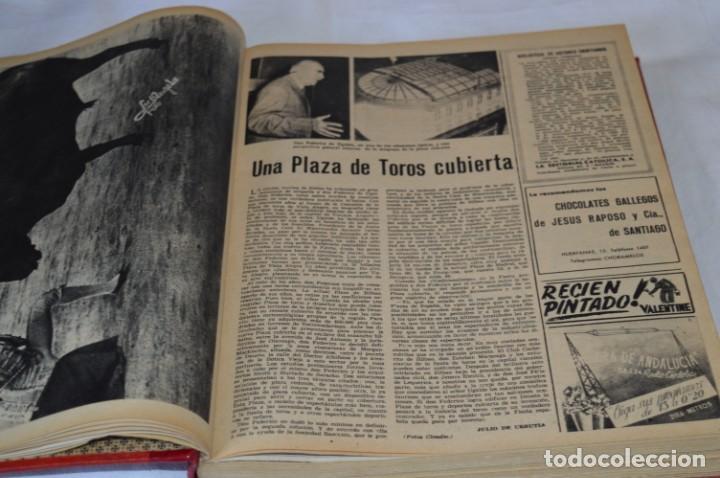 Coleccionismo de Revistas y Periódicos: La ATUALIDAD Española / Enero a Abril 1956 / Original, antigua / Mucha publicidad de la época ¡Mira! - Foto 5 - 253111600
