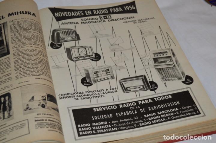 Coleccionismo de Revistas y Periódicos: La ATUALIDAD Española / Enero a Abril 1956 / Original, antigua / Mucha publicidad de la época ¡Mira! - Foto 8 - 253111600