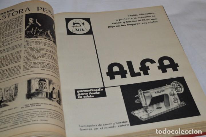 Coleccionismo de Revistas y Periódicos: La ATUALIDAD Española / Enero a Abril 1956 / Original, antigua / Mucha publicidad de la época ¡Mira! - Foto 9 - 253111600