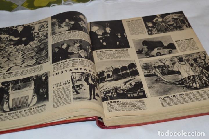 Coleccionismo de Revistas y Periódicos: La ATUALIDAD Española / Enero a Abril 1956 / Original, antigua / Mucha publicidad de la época ¡Mira! - Foto 11 - 253111600