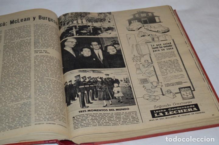 Coleccionismo de Revistas y Periódicos: La ATUALIDAD Española / Enero a Abril 1956 / Original, antigua / Mucha publicidad de la época ¡Mira! - Foto 13 - 253111600