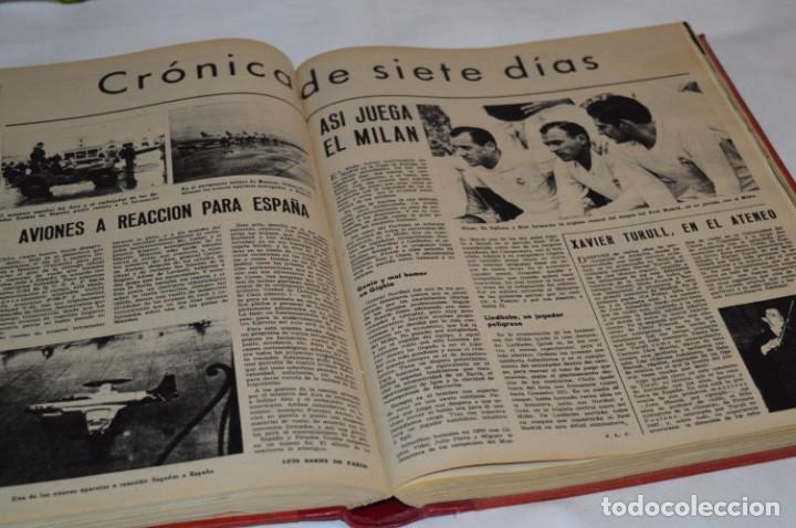 Coleccionismo de Revistas y Periódicos: La ATUALIDAD Española / Enero a Abril 1956 / Original, antigua / Mucha publicidad de la época ¡Mira! - Foto 14 - 253111600