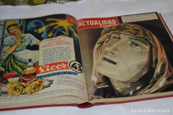 Coleccionismo de Revistas y Periódicos: La ATUALIDAD Española / Enero a Abril 1956 / Original, antigua / Mucha publicidad de la época ¡Mira! - Foto 15 - 253111600