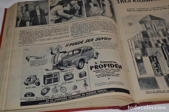 Coleccionismo de Revistas y Periódicos: La ATUALIDAD Española / Enero a Abril 1956 / Original, antigua / Mucha publicidad de la época ¡Mira! - Foto 17 - 253111600