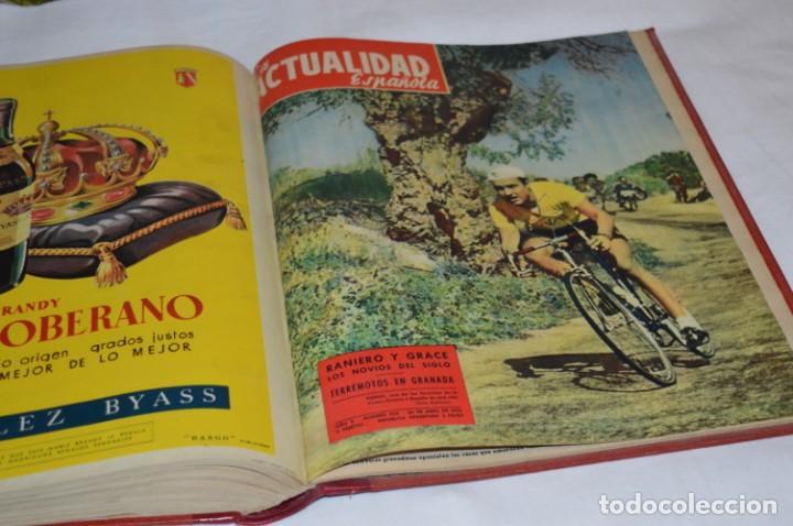 Coleccionismo de Revistas y Periódicos: La ATUALIDAD Española / Enero a Abril 1956 / Original, antigua / Mucha publicidad de la época ¡Mira! - Foto 18 - 253111600