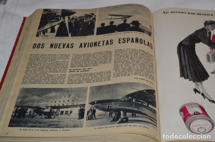 Coleccionismo de Revistas y Periódicos: La ATUALIDAD Española / Enero a Abril 1956 / Original, antigua / Mucha publicidad de la época ¡Mira! - Foto 19 - 253111600