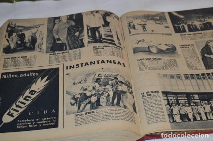 Coleccionismo de Revistas y Periódicos: La ATUALIDAD Española / Enero a Abril 1956 / Original, antigua / Mucha publicidad de la época ¡Mira! - Foto 20 - 253111600