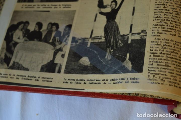 Coleccionismo de Revistas y Periódicos: La ATUALIDAD Española / Enero a Abril 1956 / Original, antigua / Mucha publicidad de la época ¡Mira! - Foto 21 - 253111600
