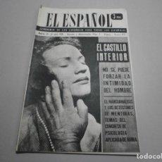 Coleccionismo de Revistas y Periódicos: ANTIGUA REVISTA EL ESPAÑOL 1958 Nº 490 COMPLETA BUEN ESTADO. Lote 253292230