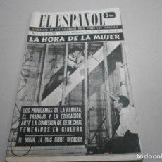 Coleccionismo de Revistas y Periódicos: ANTIGUA REVISTA EL ESPAÑOL 1958 Nº 488 COMPLETA BUEN ESTADO. Lote 253292720