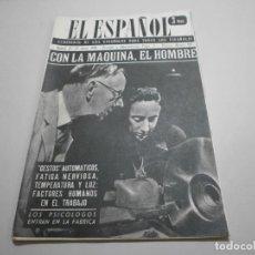 Coleccionismo de Revistas y Periódicos: ANTIGUA REVISTA EL ESPAÑOL 1958 Nº 486 COMPLETA BUEN ESTADO. Lote 253292810