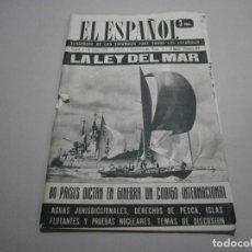 Coleccionismo de Revistas y Periódicos: ANTIGUA REVISTA EL ESPAÑOL 1958 Nº 484 COMPLETA BUEN ESTADO. Lote 253293090