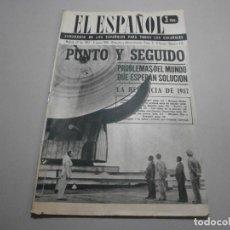 Coleccionismo de Revistas y Periódicos: ANTIGUA REVISTA EL ESPAÑOL 1958 Nº 474 COMPLETA BUEN ESTADO. Lote 253295005