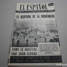 Coleccionismo de Revistas y Periódicos: ANTIGUA REVISTA EL ESPAÑOL 1957 Nº 473 COMPLETA BUEN ESTADO. Lote 253295280