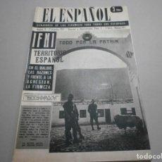 Coleccionismo de Revistas y Periódicos: ANTIGUA REVISTA EL ESPAÑOL 1957 Nº 472 COMPLETA BUEN ESTADO. Lote 253295855