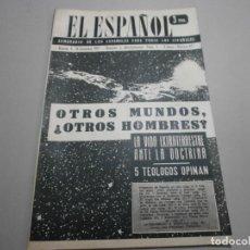 Coleccionismo de Revistas y Periódicos: ANTIGUA REVISTA EL ESPAÑOL 1957 Nº 471 COMPLETA BUEN ESTADO. Lote 253298060