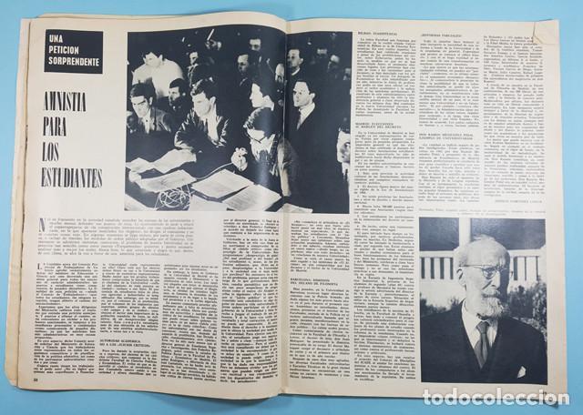 Coleccionismo de Revistas y Periódicos: REVISTA DON QUIJOTE Nº 8 28 NOVEIEMBRE 1968 64 PAG, EL INCOMODO ASUNTO DE LOS CURAS VASCOS - Foto 4 - 253415780