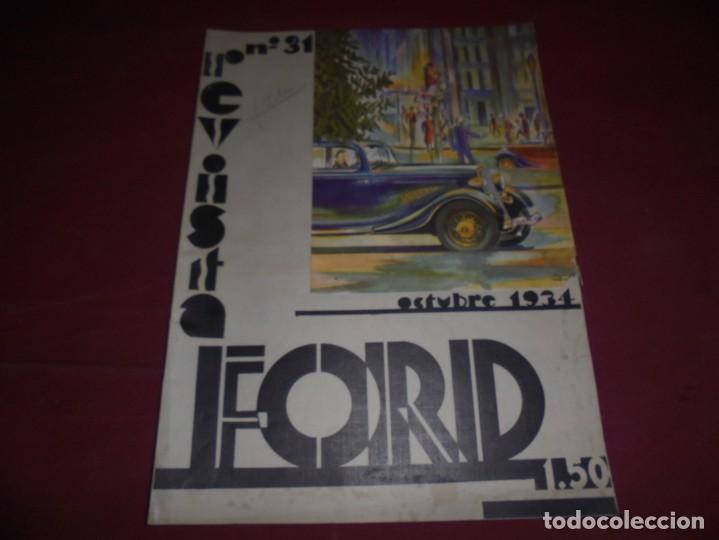 Coleccionismo de Revistas y Periódicos: magnificas 3 revistas antiguas editadas por ford - Foto 2 - 253883455