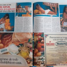 Coleccionismo de Revistas y Periódicos: LAURA KAPLAN. Lote 253917415