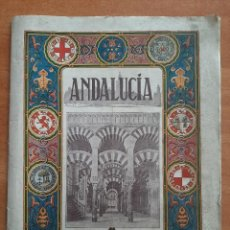 Colecionismo de Revistas e Jornais: 1931 REVISTA ANDALUCÍA - Nº 2. Lote 254014000