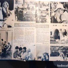 Coleccionismo de Revistas y Periódicos: JILL IRELAND CHARLES BRONSON. Lote 254053535