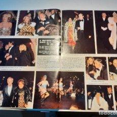 Coleccionismo de Revistas y Periódicos: DEWI SUKARNO LUDMILLA TCHERINA SALVADOR DALI ROMY SCHNEIDER. Lote 254054420