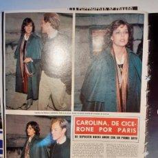 Coleccionismo de Revistas y Periódicos: CAROLINA DE MONACO. Lote 254055110