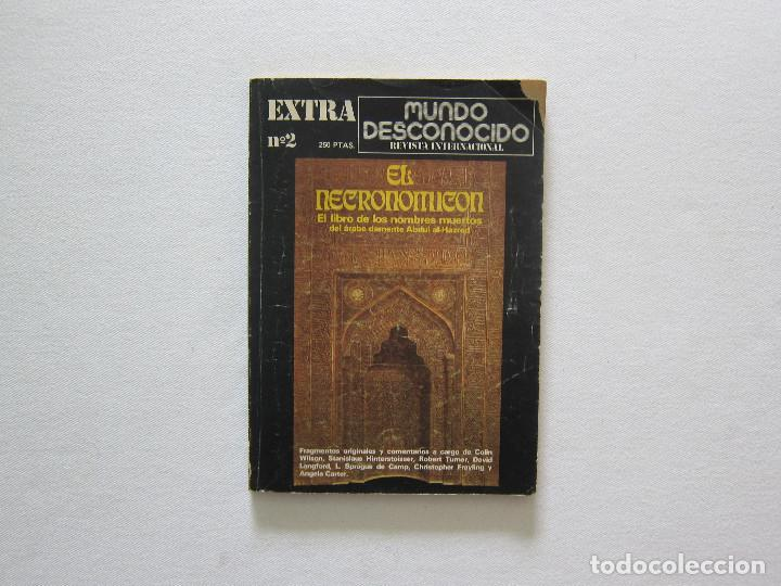 REVISTA MUNDO DESCONOCIDO Nº2 (Coleccionismo - Revistas y Periódicos Modernos (a partir de 1.940) - Otros)