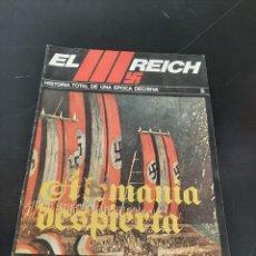 Coleccionismo de Revistas y Periódicos: NOGUER: EL TERCER REICH, FASCÍCULO. Lote 254229535