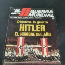 Coleccionismo de Revistas y Periódicos: NOGUER: EL TERCER REICH, FASCÍCULO. Lote 254230175