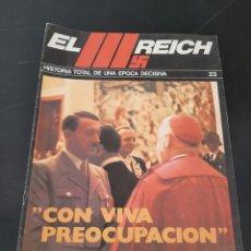 Coleccionismo de Revistas y Periódicos: NOGUER: EL TERCER REICH, FASCÍCULO. Lote 254230510