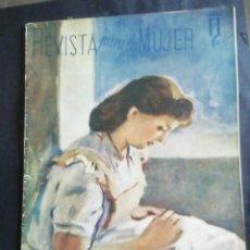 Coleccionismo de Revistas y Periódicos: REVISTA PARA LA MUJER. FEBRERO 1944. Lote 254352440