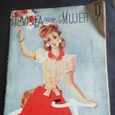 Coleccionismo de Revistas y Periódicos: REVISTA PARA LA MUJER. JUNIO 1944. Lote 254356305