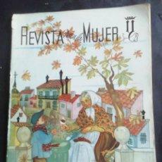 Coleccionismo de Revistas y Periódicos: REVISTA PARA LA MUJER. NOVIEMBRE 1944. Lote 254358565