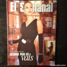 Coleccionismo de Revistas y Periódicos: EL SUPLEMENTO SEMANAL#424 ENTORNO PARA UN VALS.1995. Lote 254370795