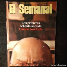 Coleccionismo de Revistas y Periódicos: EL SUPLEMENTO SEMANAL#444 CAMILO JOSE VELA.1996. Lote 254372340