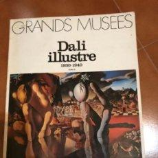 Coleccionismo de Revistas y Periódicos: GRANDS MUSEES DALI ILLUSTRE 1930-1940. Lote 254800940