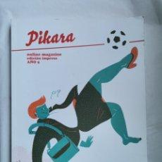 Coleccionismo de Revistas y Periódicos: PIKARA ONLINE MAGAZINE EDICIÓN IMPRESA AÑO 5 FEMINISMO LGTB. Lote 254880290