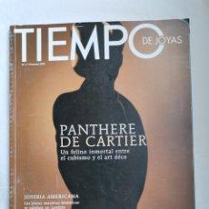 Coleccionismo de Revistas y Periódicos: REVISTA TIEMPO DE JOYAS CARTIER N 4 PRIMAVERA 2005. Lote 254889420