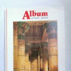 Coleccionismo de Revistas y Periódicos: REVISTA ALBUM LETRAS-ARTES N° 14 1985. Lote 254903320