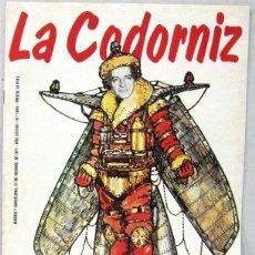 Coleccionismo de Revistas y Periódicos: LA CODORNIZ - Nº 1844 - NOVIEMBRE 1977 - REVISTA. Lote 254904355
