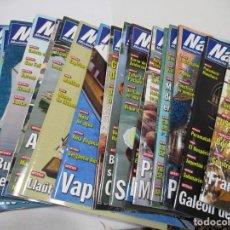 Coleccionismo de Revistas y Periódicos: MÁS NAVIOS MODELISMO NAVAL & MAQUETISMO (70 NÚMEROS) W6576. Lote 254917845